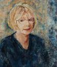 Almási Anikó portré, Rományi Nóra
